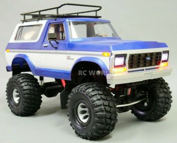 1/10 Truck HARD Body Shell FORD BRONCO XLT Ranger 325mm