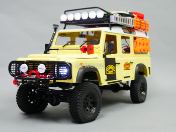 RC4WD 1/10 Land Rover Defender 110 Camel Trophy