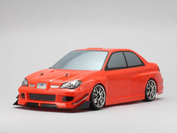 Yokomo 1/10 RC Car Body SUBARU IMPREZA Syms Gdb 190mm SD-GDBFB