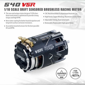 rc sensored brushless motor