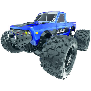 Redcat 1/8 Brushless MONSTER RC TRUCK Kaiju 4X4 RTR w/ 6S lipos