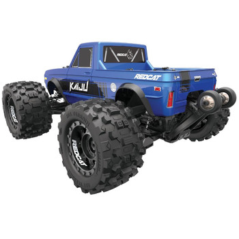 Redcat  1/8 Brushless MONSTER RC TRUCK Kaiju  4X4  RTR w/ 11.1v  lipo