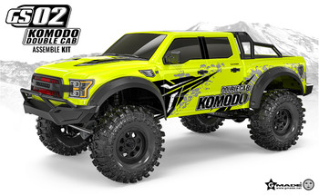Gmade 1/10 GS02 KOMODO Double cab TS KIT #GM57004