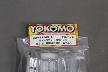 Yokomo 1/10 RC Car LIGHT BUCKETS For YOKOMO SunRISE Mercury AE86 Levin SD-SR86LA
