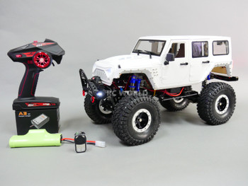 1/10 RC JEEP WRANGLER RUBICON 2-SPEED RTR