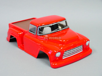 1/12 RC Body Shell Vintage CHEVY PICK UP TRUCK -CLEAR-