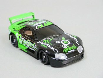1/28 Mini Z TOYOTA SUPRA TURBO AWD  -RTR- GREEN