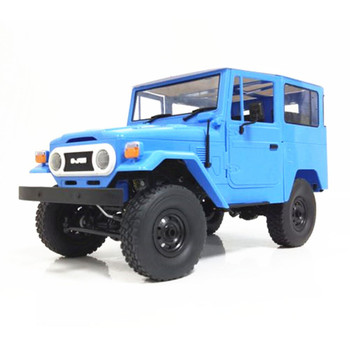 RC 1/16 Truck TOYOTA FJ Land Cruiser 4X4 RC Rock Crawler *RTR* Blue