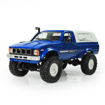 RC 1/16 Truck TOYOTA Pick Up 4X4 RC Rock Crawler *RTR* Blue