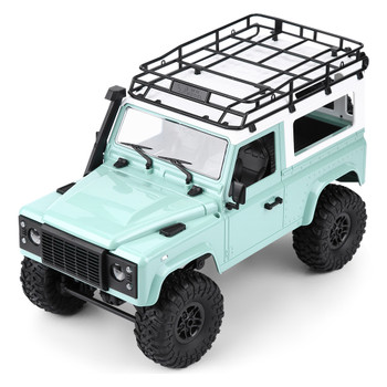 RC 1/16 Truck Land Rover D90 4X4 RC Rock Crawler *RTR* Blue