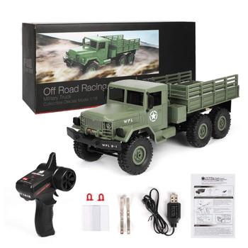 wpl cn-b16 military truck 6x6