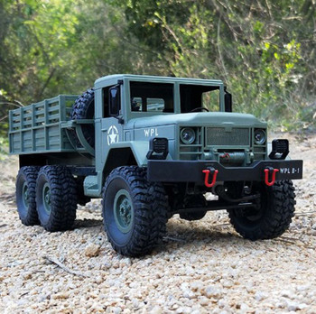 1/16 RC Military Truck 6x6  RTR Green