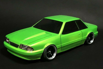 1/10 FORD MUSTANG Notch Back