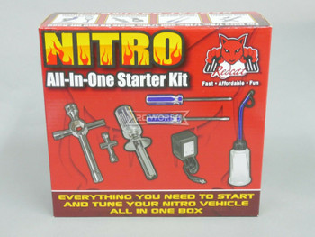 rc nitro starter kit