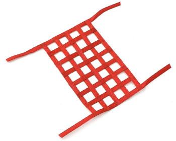 1/10 RC Scale Window Net Mesh Large Red
