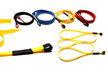 1/10 Scale Long TOW SLING Line 1 Meter Long YELLOW