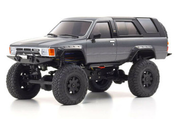 Kyosho RC 1/28 Mini Z TOYOTA 4 RUNNER Ready Set GREY