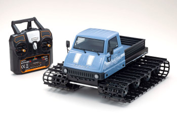 Kyosho 1/12 RC TRAIL KING  All Terrain Vehicle -RTR- BLUE