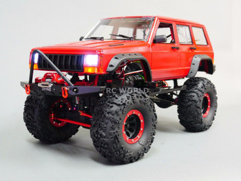 RC Scale 1/10 JEEP CHEROKEE Hard Body / INTERIOR