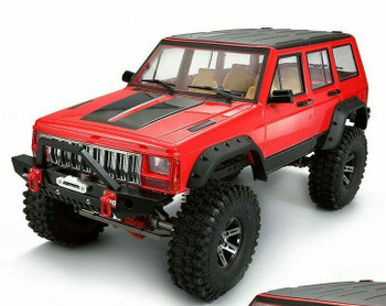 rc scale hardbody jeep cherokee
