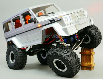 1/10 Mercedes G500 G Wagon Scale Truck Hard Body
