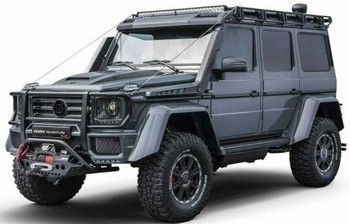 1/10 MERCEDES G500 G Wagon Scale Truck Hard Body w/ Interior 313mm