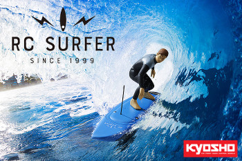 Kyosho RC Surfer 3