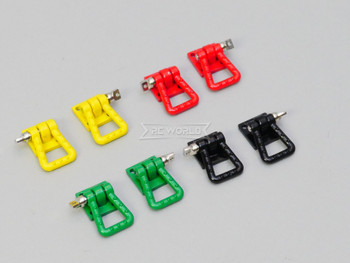 1/10 scale shackles for rc trucks