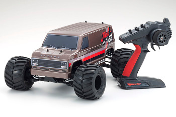 Kyosho MAD VAN  4wd -RTR-