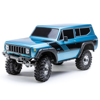 Redcat 1/10 Gen8 Scout BODY SHELL W/ Accessories Pre-Finished Blue