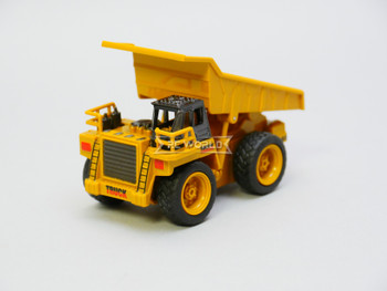 RC Micro 1/64 Construction DUMP TRUCK