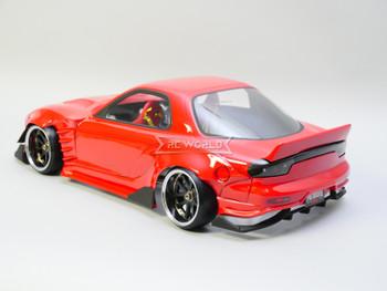 1/10 RC Car BODY Shell Mazda RX7