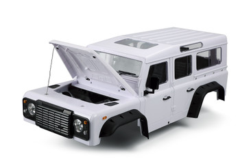 rc land rover defender