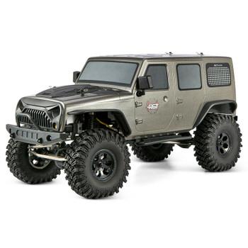 rc jeep body gray 313mm