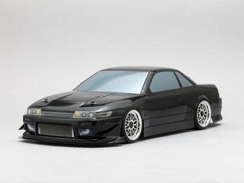 Yokomo 1/10 RC Car Body Drift X Treme PS13 NISSAN SILVIA SD-PS13B