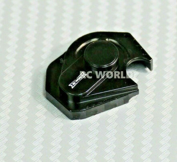 Axial SCX24 Metal Gear Box Cover Aluminum (1pcs) BLACK