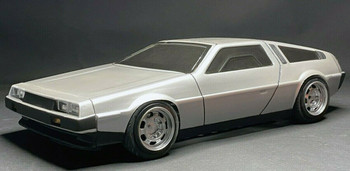 1/10 BODY Shell DMC DeLOREAN