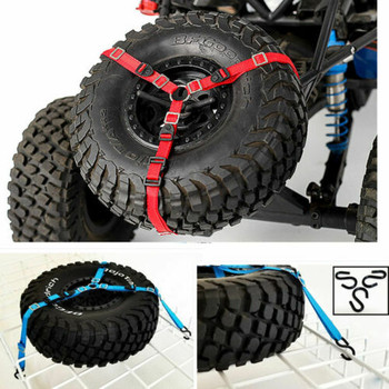 1/10 Scale 3 POINT TIRE Strap Tie Down Harness
