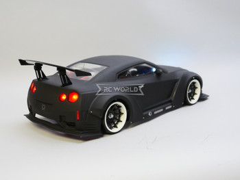 Tamiya 1/10 NISSAN GTR WIDE BODY DRIFT  -RTR-