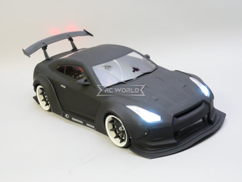 Tamiya 1/10 NISSAN GT-R WIDE BODY DRIFT -RTR-