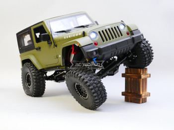 Custom Built 1/10 RC Jeep Wrangler SWB