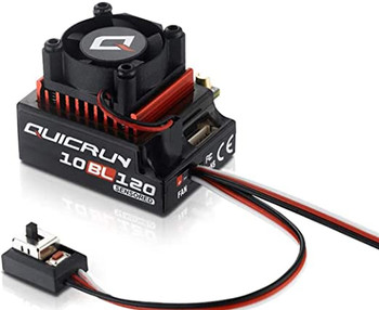Hobby Wing 1/10 Sensored Brushless 120 Amp ESC