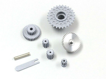 Kyosho Gear & Sprocket Set For HOR RC Bike #GP109