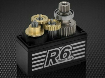 RC Race Car Servo Low Profile