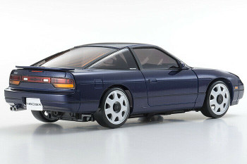 Kyosho Mini Z Body Shell NISSAN 180SX Blue