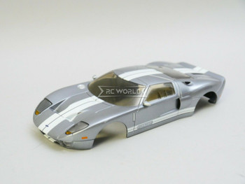 1/28 Mini Z Body FORD GT GT40 -SILVER-