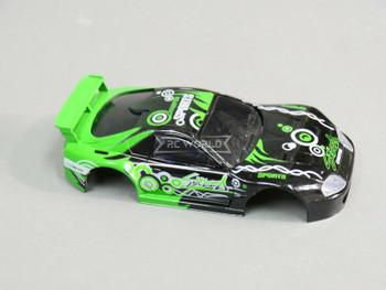 1/28 Mini Z Body TOYOTA SUPRA TURBO -GREEN-