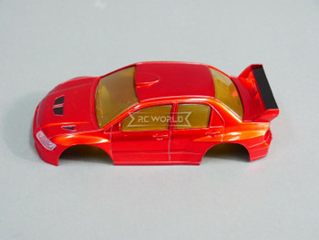 1/28 Mini Z Body MITSUBISHI EVO 9 Evolution -RED-