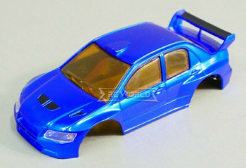1/28 Mini Z Body MITSUBISHI EVO 9 Evolution -BLUE-