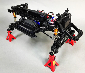 traxxas suspension upgrade